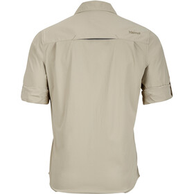 Marmot Trient LS Shirt Men Light Khaki